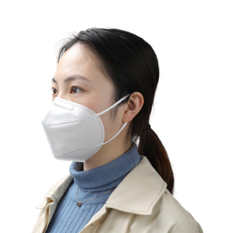Self-Priming Filter Respirator KN95
